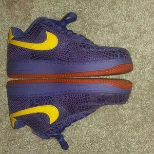 11686cdd4ec Nike Shoes - Nike Air Force 1 x Eddie Cruz